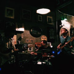 Photo taken at Adhere the 13th Blues Bar by Puttipat T. on 2/26/2015