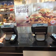 Photo taken at Burger King by Lu D. on 5/8/2013