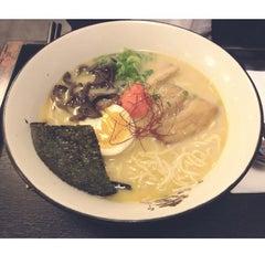 Photo taken at Daruma Ramen House 達磨日本拉麵 by Heidi S. on 1/15/2014