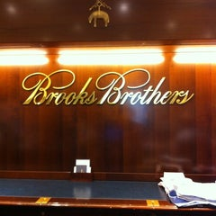 Photo taken at Brooks Brothers by James P. on 7/17/2011