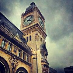 Photo taken at Gare SNCF de Paris Lyon by Mark U. on 5/19/2013