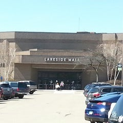 Photo taken at Lakeside Mall by Robert R. on 4/21/2013