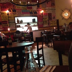 Photo taken at La Tasca by Leandro P. on 8/16/2014