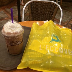 Photo taken at The Coffee Bean & Tea Leaf by EJ L. on 9/30/2014