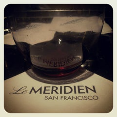 Photo taken at Le Méridien by Ryan H. on 9/21/2012