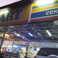 Photo taken at Nice Mart by Ron R. on 2/12/2014