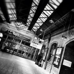 Photo taken at Cork Kent Railway Station by Denny R. on 5/18/2013