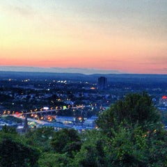 Photo taken at Lehigh University Lookout by Mike N. on 8/17/2013