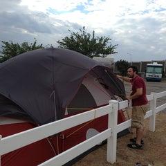Photo taken at KOA Campground by Christopher K. on 7/17/2013