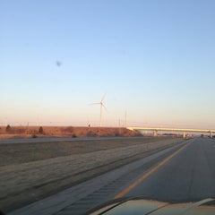 Photo taken at Paulding County Wind Turbine #1 by Sheri K. on 4/1/2013