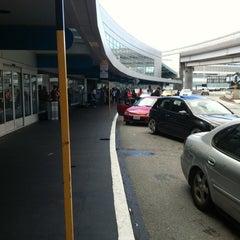 Photo taken at Terminal 1 by Nikki N. on 4/1/2013