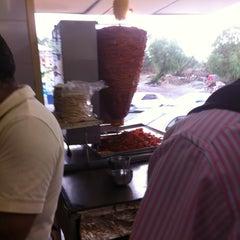 Photo taken at Tacos El Sabores by Alex P. on 5/19/2013