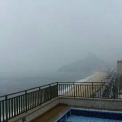 Photo taken at Best Western Plus Sol Ipanema Hotel by Gabriel B. on 6/15/2013