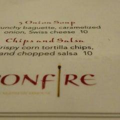 Photo taken at Todd English Bonfire Restaurant by SPQR on 3/7/2016