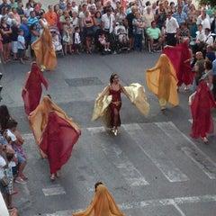 Photo taken at Barrio de San Blas by Angel M N. on 7/14/2013