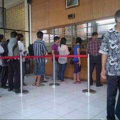 Photo taken at Kantor Dinas Kependudukan & Catatan Sipil kota Denpasar by sonny w. on 9/19/2012