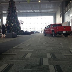 Photo taken at GM VEC (Vehicle Engineering Center) by Bev S. on 12/18/2013