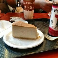 Photo taken at Europa Cafe by María Camila R. on 9/24/2015