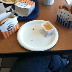 Photo taken at White Castle by Chandra G. on 9/21/2013