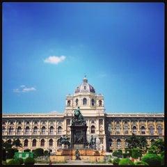 Das Foto wurde bei Kunsthistorisches Museum Wien von Nino L. am 7/8/2013 aufgenommen