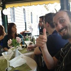 Photo taken at Bar Rocchetta by Gian Carlo P. on 6/7/2013