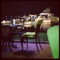 Photo taken at Sunset Beach Resort | منتجع شاطئ الغروب by Muneera A. on 4/18/2013