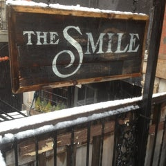 Photo taken at The Smile by Charlie M. on 3/8/2013