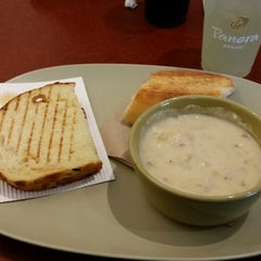 Photo taken at Panera Bread by William W. on 5/7/2014