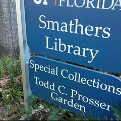 Photo taken at Smathers Library (East) by Matt P. on 2/10/2016