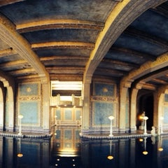 Photo taken at Hearst Castle Roman Pool by Renzo R. on 12/23/2013