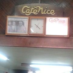 Photo taken at Café Nice by Carla S. on 8/5/2013
