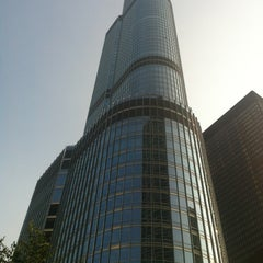 Photo taken at Trump International Hotel & Tower Chicago by Kevin H. P. on 7/2/2013