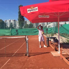 Photo taken at Tennis Club 1882 by Данаил А. on 10/3/2015