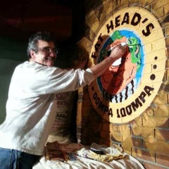 Photo taken at Fat Head's Brewery & Saloon by John R. on 6/11/2013