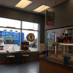 Photo taken at Marble Slab Creamery by Paola M. on 11/1/2013