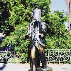 Photo taken at Židovské muzeum | Jewish Museum in Prague by Koney W. on 10/2/2015