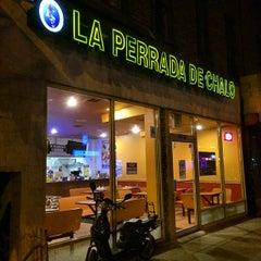 Photo taken at La Perrada de Chalo by John A. on 4/9/2014