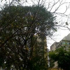 Photo taken at Rua Borges Lagoa by Carolzona B. on 5/19/2013