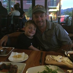 Photo taken at Restaurant 4580 by Christian E. on 9/8/2014