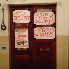 Photo taken at Via Irnerio by Maria on 12/14/2013