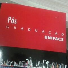 Photo taken at UNIFACS - Universidade Salvador by Kael G. on 4/15/2013