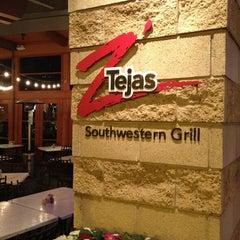 Photo taken at Z'Tejas by Bob W. on 1/22/2013