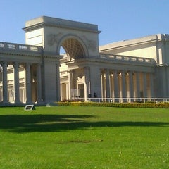 Photo taken at California Palace of the Legion of Honor by Andy H. on 10/2/2012