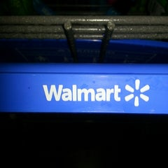 Photo taken at Walmart Supercenter by Molly M. on 6/13/2013