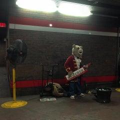 Photo taken at MBTA Davis Square Station by Ezra B. on 11/19/2015