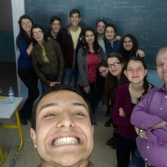 Photo taken at İlktan Dersanesi by Cemal B. on 5/3/2014