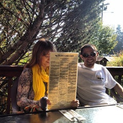 Photo taken at Echo Lake Cafe by Nick M. on 9/20/2012
