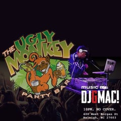 Photo taken at The Ugly Monkey Party Bar by DJ G.MAC! on 7/5/2015