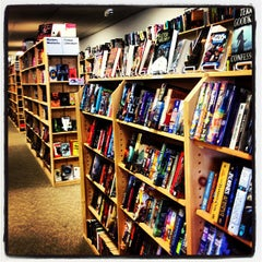 Photo taken at AFK Books by Johnathan D. on 4/30/2013