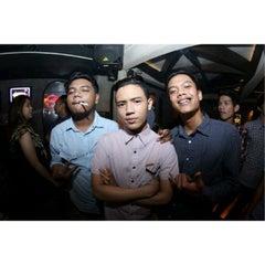 Photo taken at UMBRA Bar & Lounge by Abiy W. on 3/13/2014